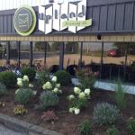 Landscaping Install at Upland Brewery